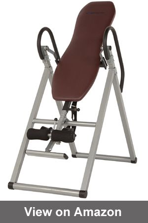 Exerpeutic Inversion Table with Foam Backrest Review