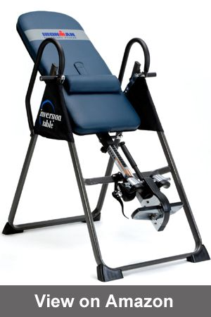 IRONMAN Fitness Gravity Inversion Table Review