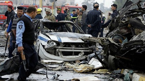 Most Dangerous Cities In 2014 - Baghdad