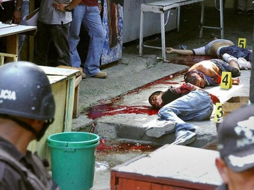 Most Dangerous Cities In 2014 - San Pedro Sula