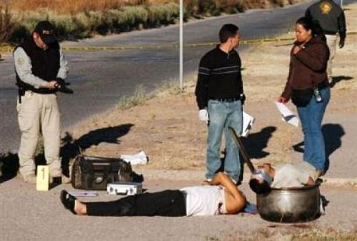Most Dangerous Cities In 2014 - Ciudad Juarez