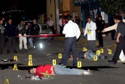 Most Dangerous Cities In 2014 - Distrito Central